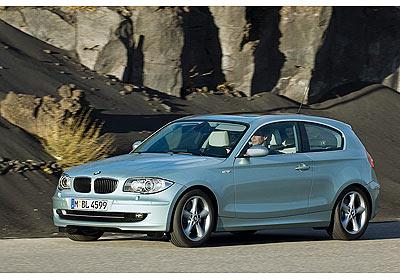 Conoce el nuevo BMW Serie 1 Coupé 2008