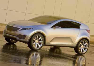Kia Kue Concept: Un SUV que dará que hablar