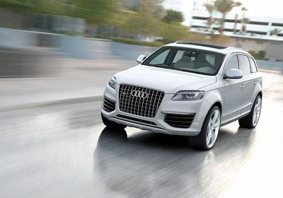 Audi Q7 V12 Concept: El diésel más potente del mundo
