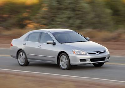 81,000 Honda Accords a revisión