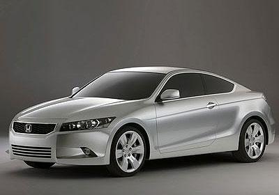 Honda Accord Coupé Concept: Anticipos del Accord 2008