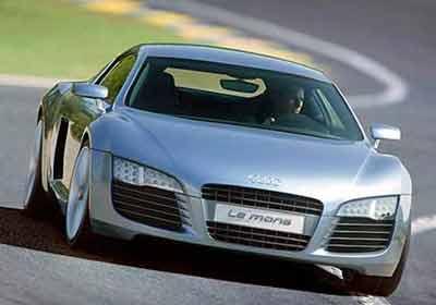 Audi R8 2007: Un sueño