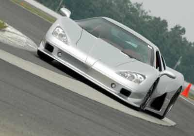 SSC Aero: un auténtico Veyron-Killer