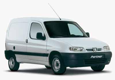 Peugeot Partner Furgón: Ahora con doble airbag