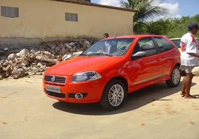 El Nuevo Fiat Palio 2008