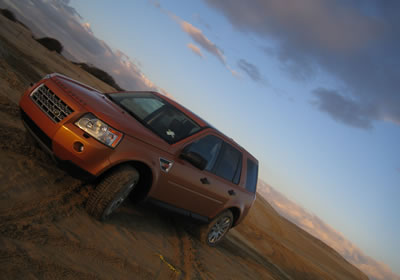 Presentó Land Rover la totalmente nueva LR2