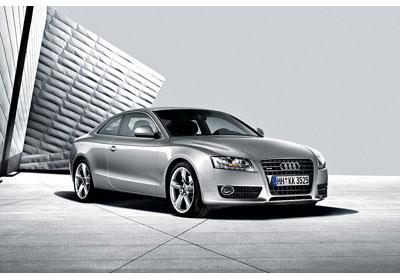 Las primeras fotos del Audi A5