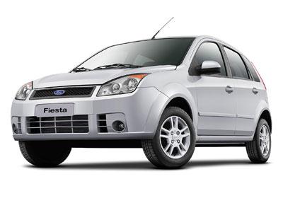 Ford lanza en Chile el Fiesta 2007