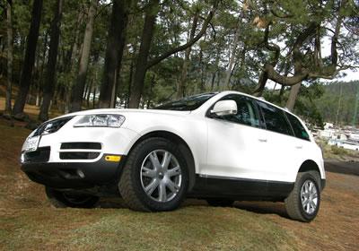 Volkswagen Touareg TDI: a prueba