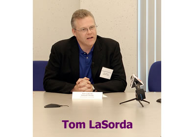 La decisión puede tomar meses: Tom LaSorda - Chrysler Group