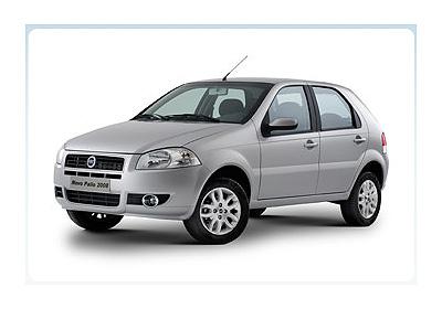 Primicia: Descubre el nuevo Fiat Palio 2008