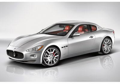 Maserati presentará su GranTurismo 2008