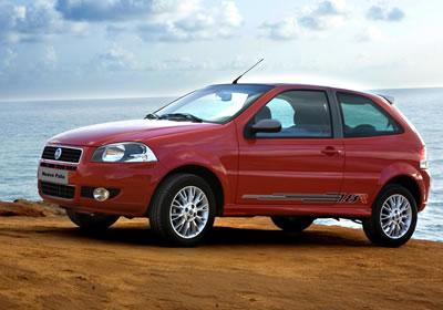 Fiat presenta su nuevo Palio 2008