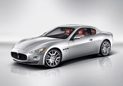 Maserati GranTurismo: Un auto bello