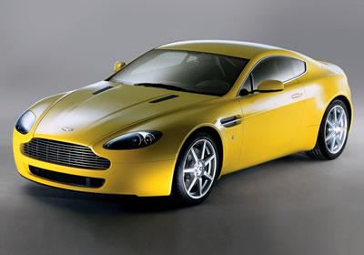 Ford vendió Aston Martin