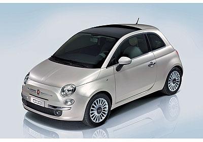 El retorno de una leyenda: Fiat 500 2008