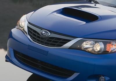 Subaru presentará el Impreza WRX 2008 en Nueva York