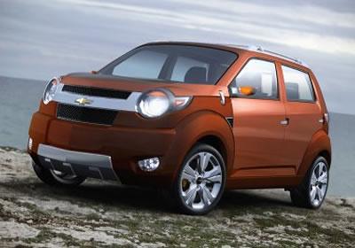 Chevrolet Trax Concept será presentado en NY