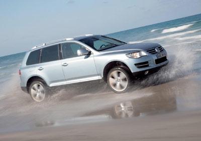 Volkswagen Touareg 2 2008: Elegancia señorial