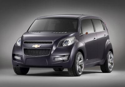 Chevrolet Groove Concept: un mini auto