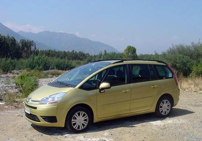 Prueba al nuevo Citroën C4 Picasso 1.6 HDi BMP 6: Simplemente sorprendente