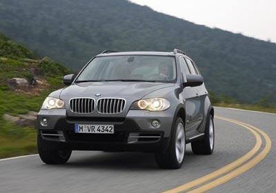 Nuevo BMW X5: un SUV lujoso