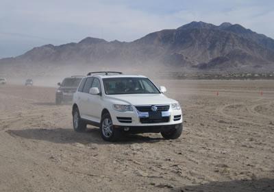 Lanza VW la Touareg 2008