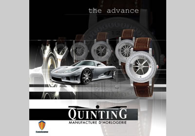 Koenigsegg ya tiene sus propios relojes de lujo