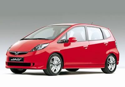 Así lucirá la próxima generación del Honda Fit