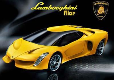 """Lamborghini Alar: hijo del """"Diablo"""""""