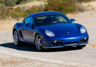 Porsche Cayman S 2007: potente y lujoso