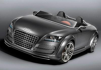 Descubre el nuevo prototipo de Audi: El TT clubsport quattro