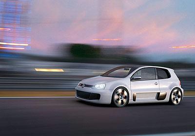 Volkswagen presenta el monstruoso Golf GTI W12 Concept