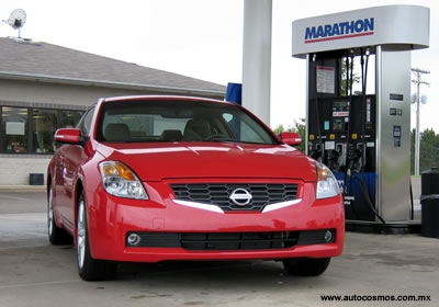 Nuevo Nissan Altima Coupe 2008