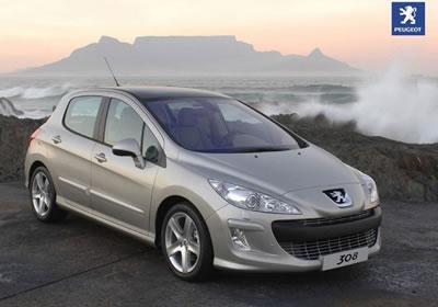 Primeras imágenes oficiales del Peugeot 308