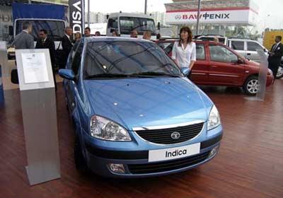 Tata: el coche más barato del mundo