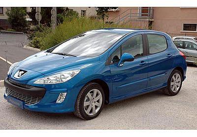 Peugeot 308: Nuevas fotografías exclusivas