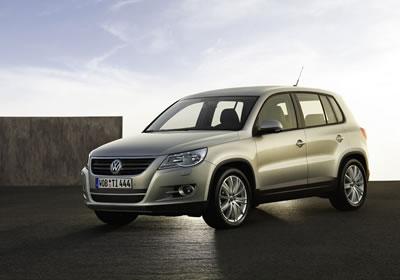 Fotos oficiales del Volkswagen Tiguan