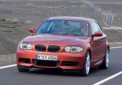 Llegará el Serie 1 coupé en 2008