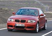 Se viene el BMW Serie 1 coupé 2008