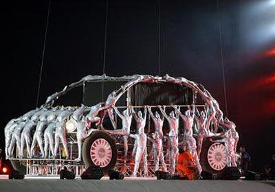 El impresionante lanzamiento del Fiat 500