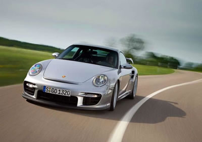 Primeras fotos del nuevo Porsche 911 GT2