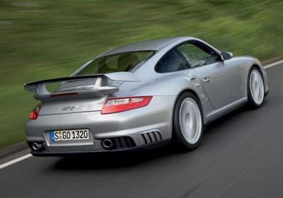 Porsche 911 GT2 2008: bien salvaje