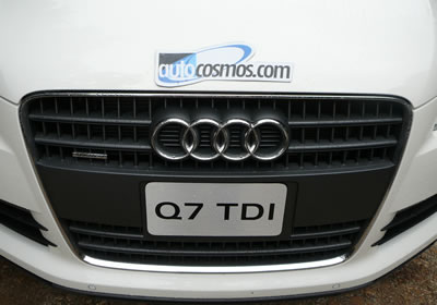 Audi Q7 TDI: Lujo en verde