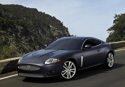 El Jaguar XKR Coupé en Argentina