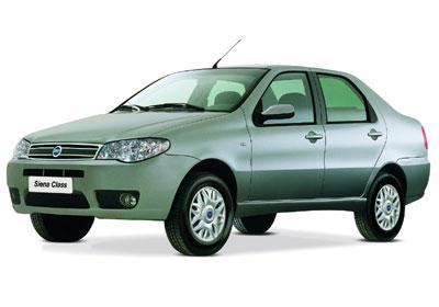 Fiat Siena y Palio Weekend: versión Class