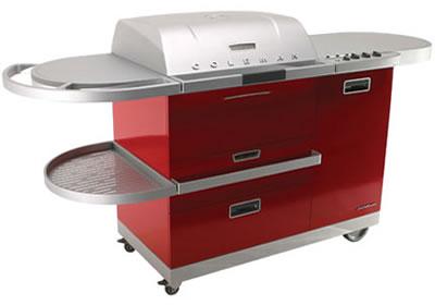 ¿Relacionas una carne asada con diseño italiano?