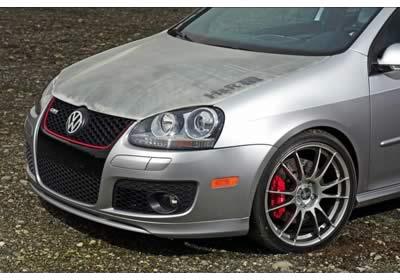 H&R presenta el Volkswagen Golf GTi