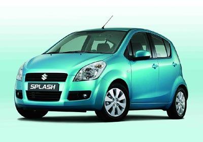 Suzuki Splash: para la vida activa