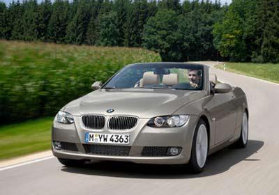 BMW Serie 3 Cabrio: impresionante deportivo